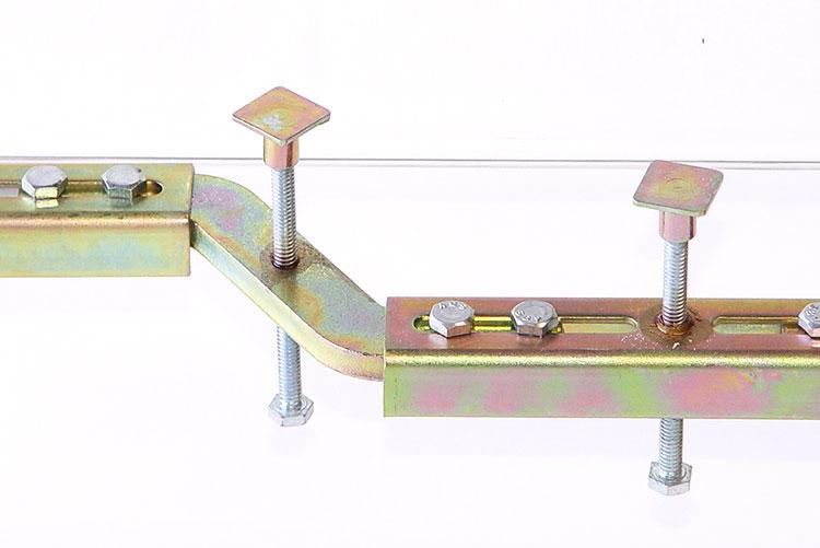 Reversable UnderMount Sink Installation Bracket